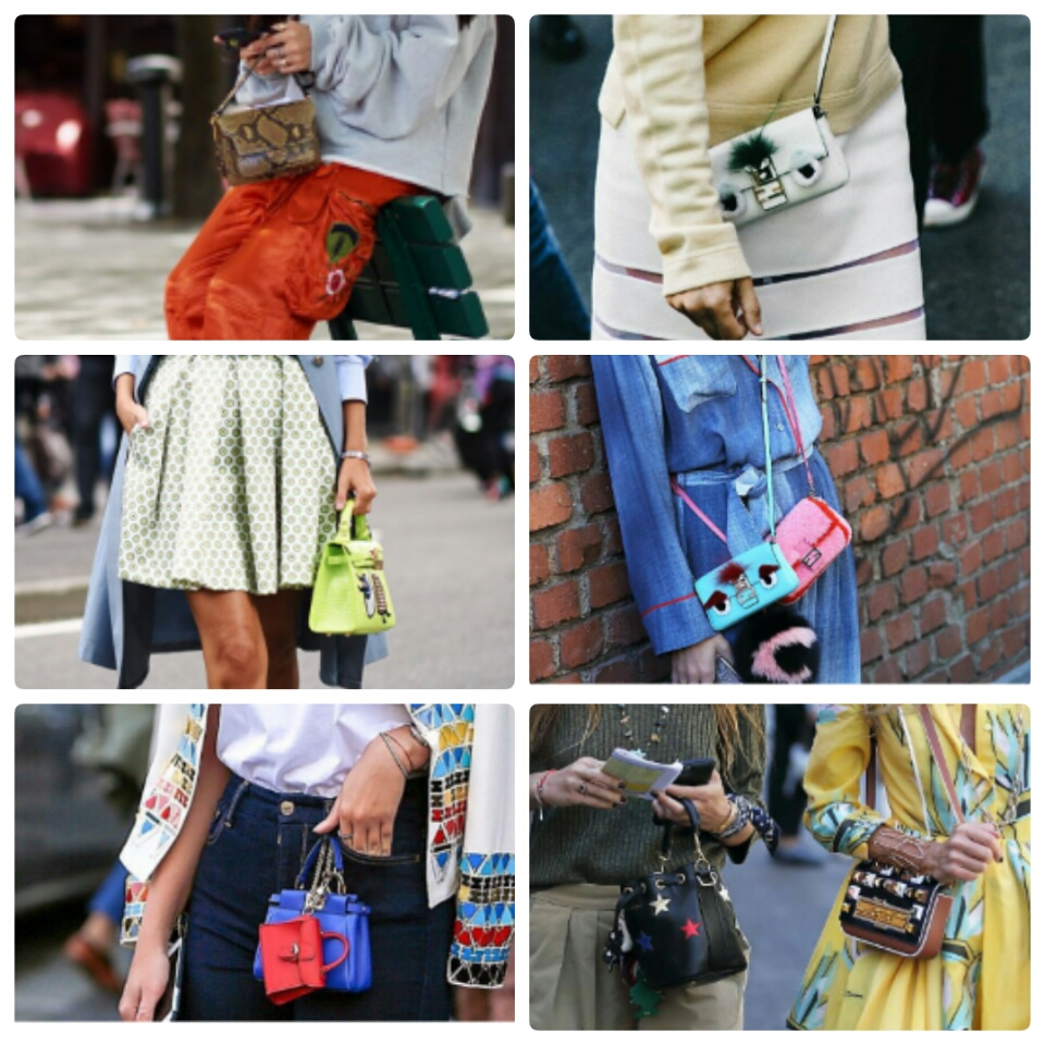 tiny little bags purses trend