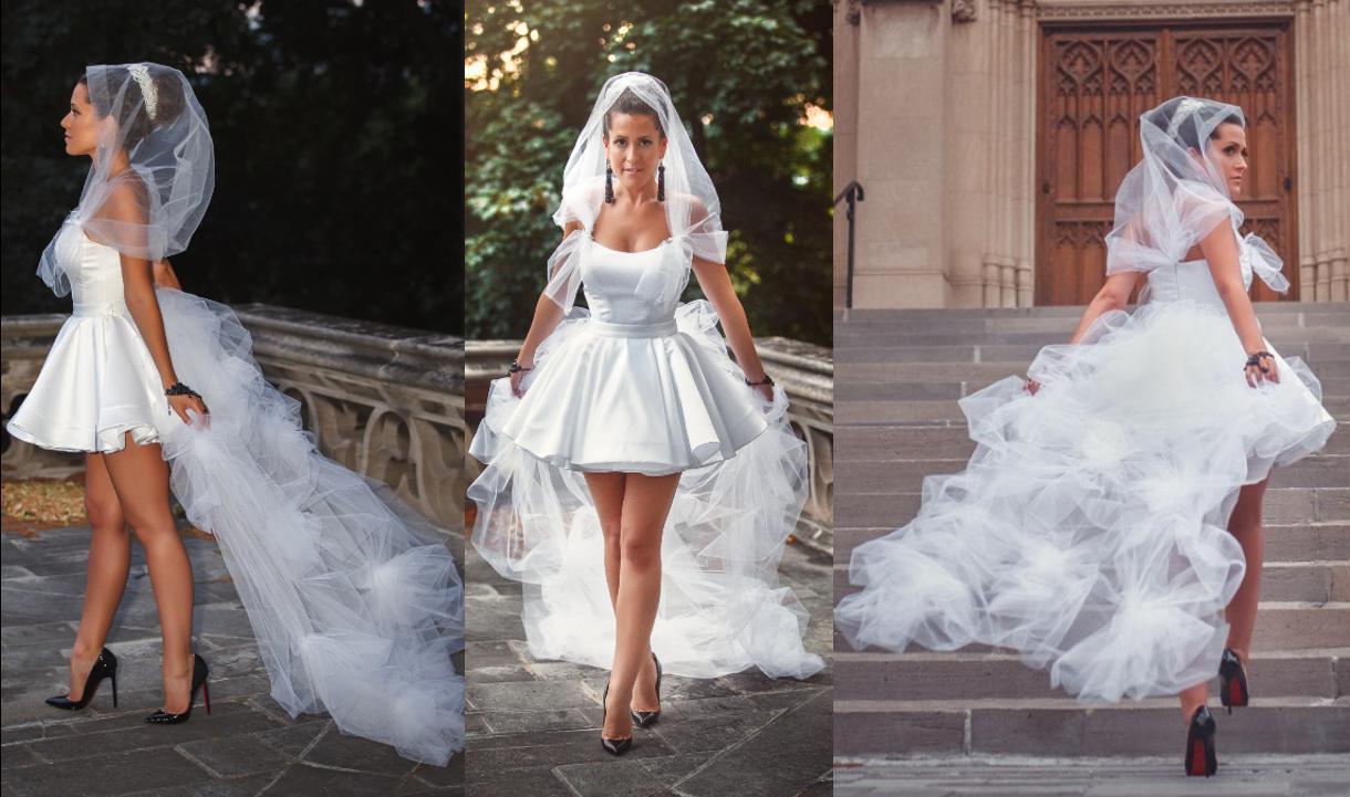 wedding dress design