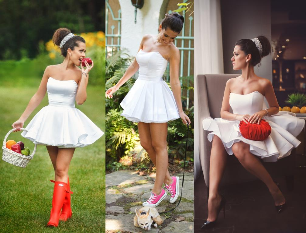 wedding dress photoshoo ideas