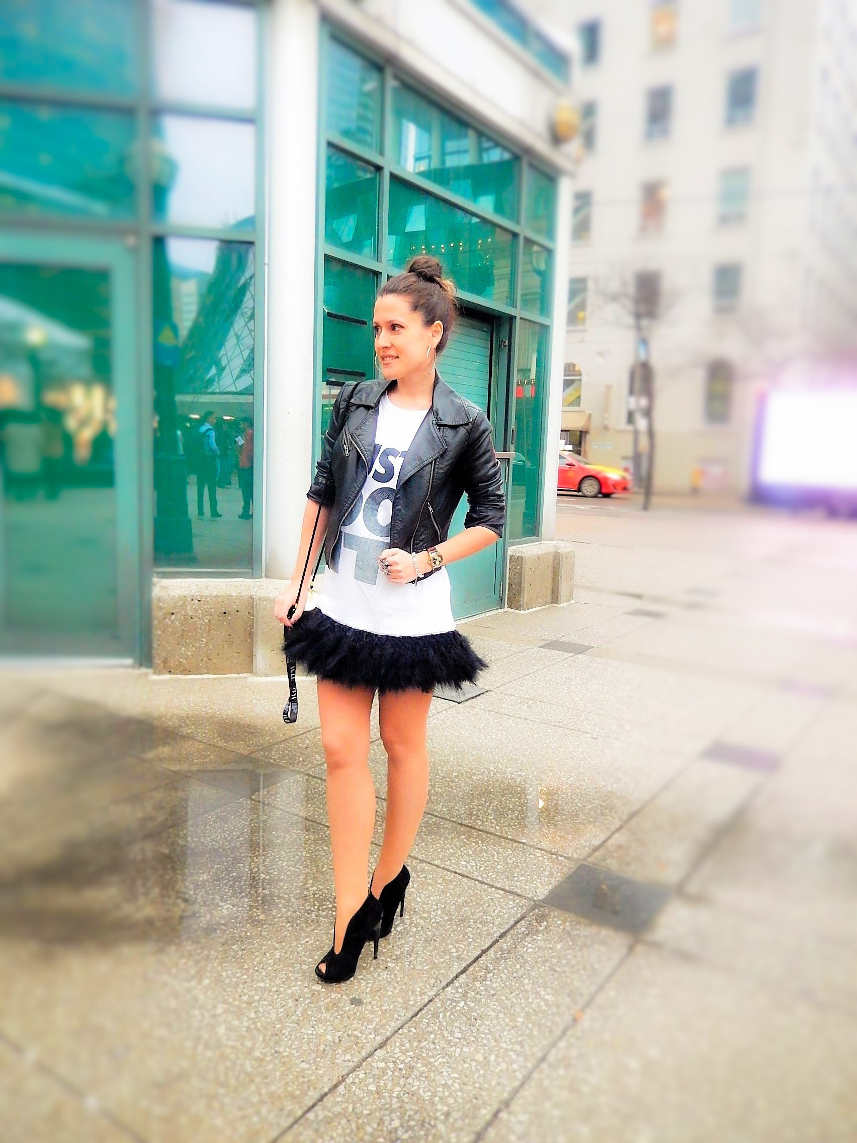 Toronto Fashion Week march 2016 street style