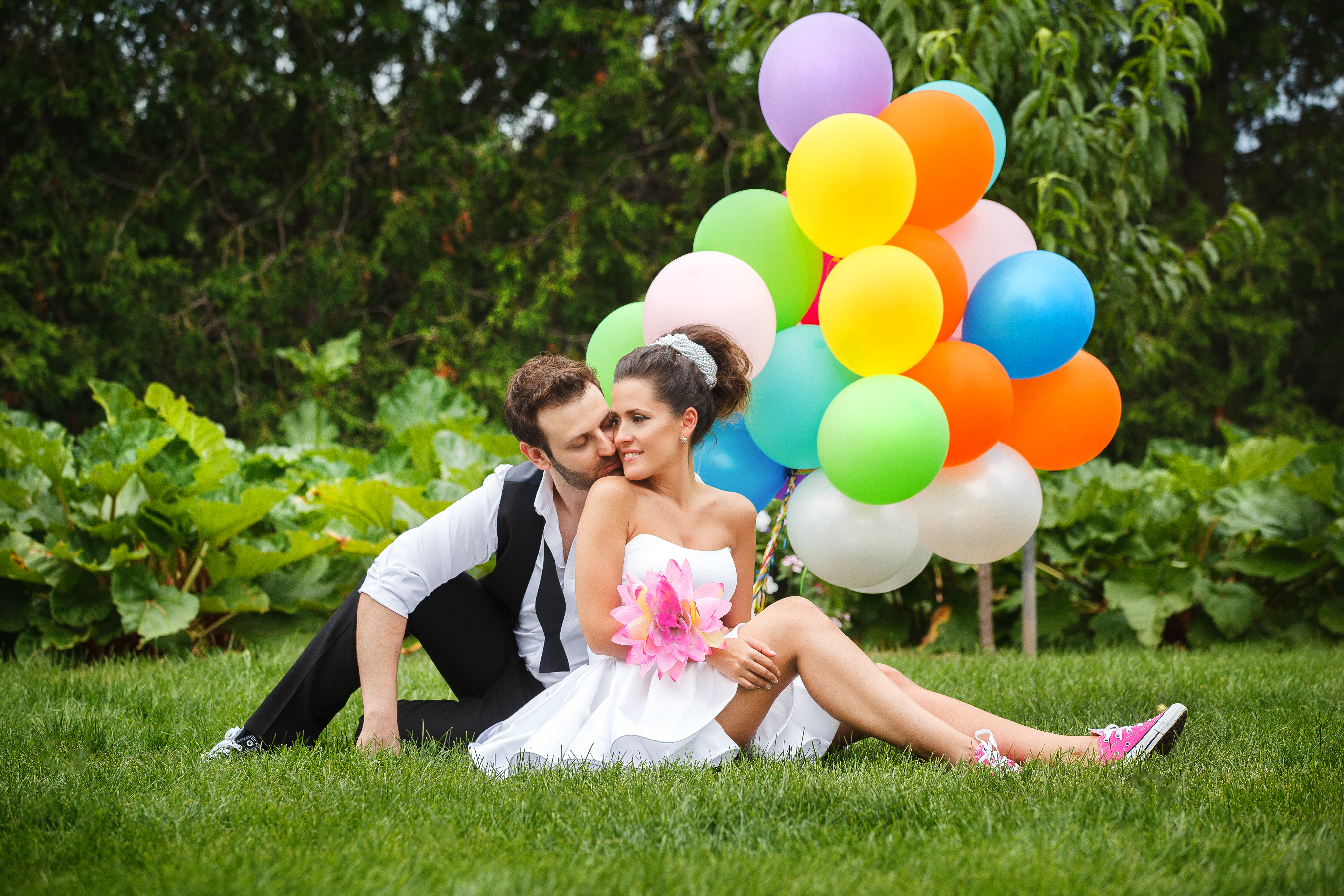wedding creative pictures